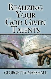 Cover of: Realizing Your God Given Talents