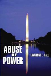 Cover of: Abuse of Power