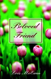 Cover of: Beloved Friend