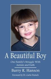 Cover of: A Beautiful Boy