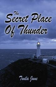 Cover of: Secret Place of Thunder
