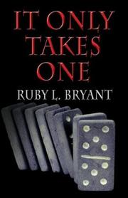 Cover of: It Only Takes One