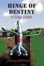 Cover of: Hinge of Destiny
