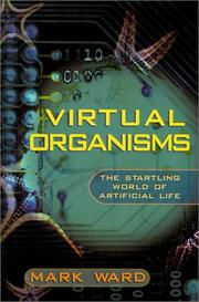 Cover of: Virtual organisms | Ward, Mark
