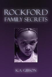 Cover of: Rockford Family Secrets
