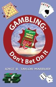 Cover of: Gambling