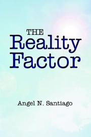 Cover of: The Reality Factor