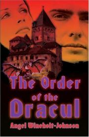 Cover of: The Order of the Dracul