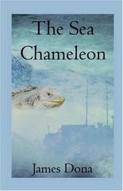 Cover of: The Sea Chameleon