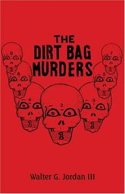 Cover of: The Dirt Bag Murders