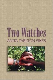 Cover of: Two Watches