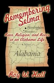 Cover of: Remembering Selma