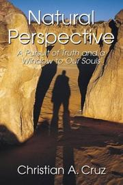 Cover of: Natural Perspective | Christian A. Cruz