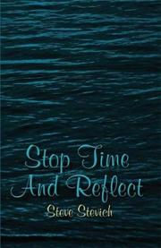 Cover of: Stop Time and Reflect