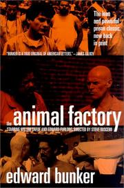 Cover of: Animal Factory