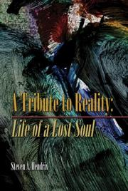 Cover of: A Tribute to Reality