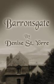 Cover of: Barronsgate