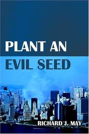 Cover of: Plant an Evil Seed