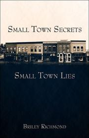 Cover of: Small Town Secrets