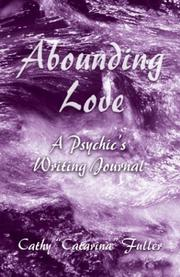 Cover of: Abounding Love