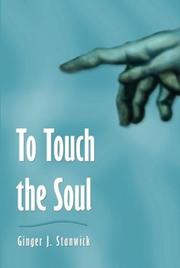 Cover of: To Touch the Soul