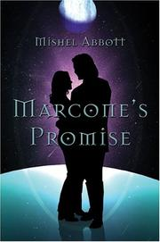Cover of: Marcone's Promise