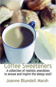 Cover of: Coffee Sweeteners