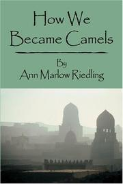 Cover of: How We Became Camels