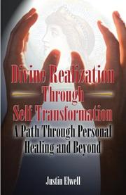 Cover of: Divine Realization Through Self Transformationá