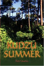 Cover of: Kudzu Summer