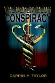Cover of: The Nepentheum Conspiracy