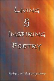 Cover of: Living & Inspiring Poetry