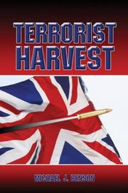 Cover of: Terrorist Harvest