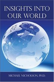 Cover of: Insights Into Our World
