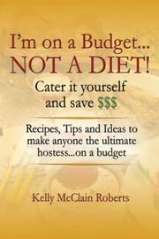 Cover of: I'm On A Budget.not A Diet!