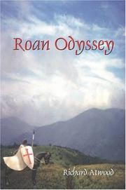 Cover of: Roan Odyssey | Richard Dwayne Atwood
