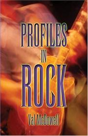 Cover of: Profiles In Rock