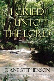 Cover of: I Cried Unto The Lord