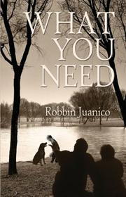 Cover of: What You Need