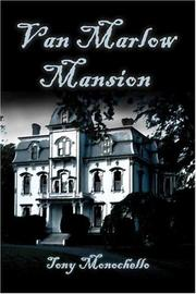 Cover of: Van Marlow Mansion