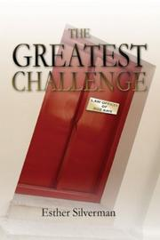Cover of: The Greatest Challenge