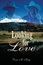 Cover of: Looking For Love