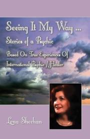 Cover of: Seeing It My Way...stories Of A Psychic