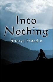Cover of: Into Nothing