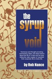 Cover of: The Syrup Void