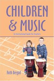 Cover of: Children And Music