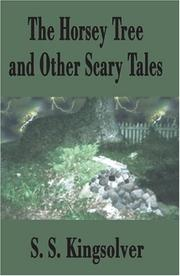 Cover of: The Horsey Tree And Other Scary Tales