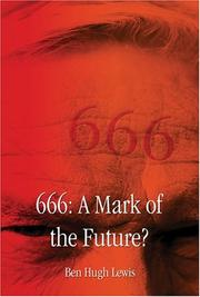 Cover of: 666, A Mark of the Future?