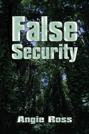 Cover of: False Security