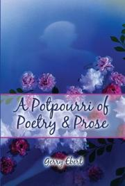Cover of: A Potpourri of Poetry and Prose